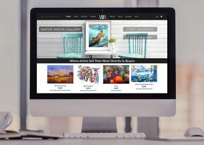 Water Media Gallery