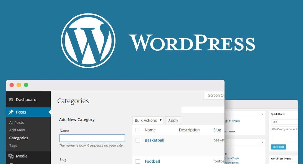 WordPress is the Perfect Solution